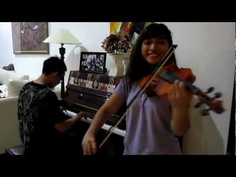 Iseng-iseng doang.. Christina Perri - A Thousand Years.. A cover by Livy & Glenn