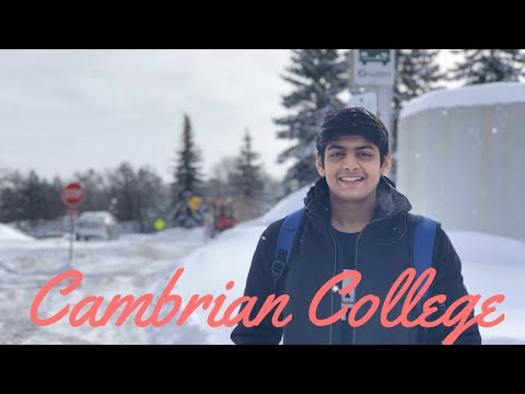 Cambrian College Open House 2019 Youtube