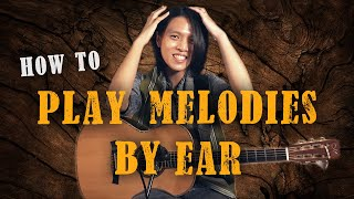 How to Play Melodies on Guitar by Ear! The Power of SOLFEGE