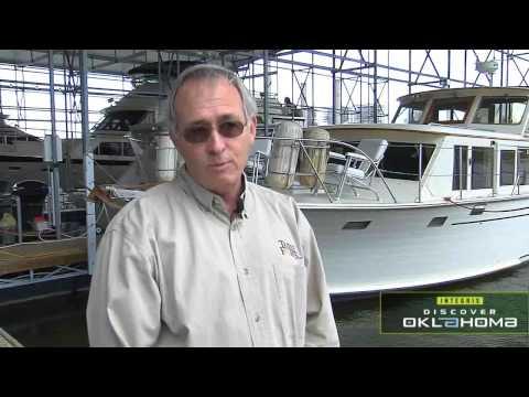 Discover Oklahoma - Three Forks Harbor