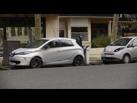 Voiture électrique [TEST 10 JOURS] : vraiment une bonne idée en ville ? (Renault Zoe/Autolib)