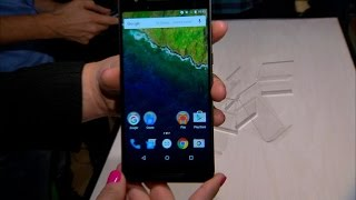Google Nexus 6P brings size and speed