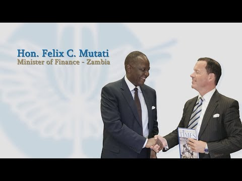 Interview with Hon. Felix C. Mutati, Minister of Finance | Zambia