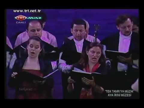 4 DIFFERENT BELIEFS ONE MASSAGE Concert Turkey 2012 TRT