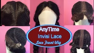 Ponytail Wig Invisi lace -205 DSP by Modu Anytime