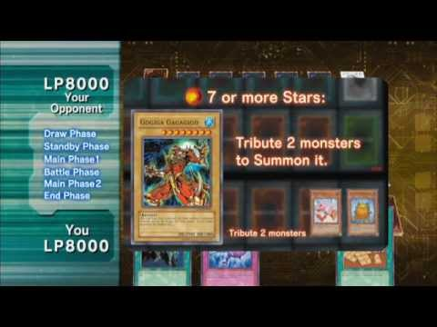 Yu-Gi-Oh! TRADING CARD GAME-TUTORIAL