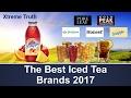 The Best Iced Tea Brands 2017-Drinks & Beverage ✔