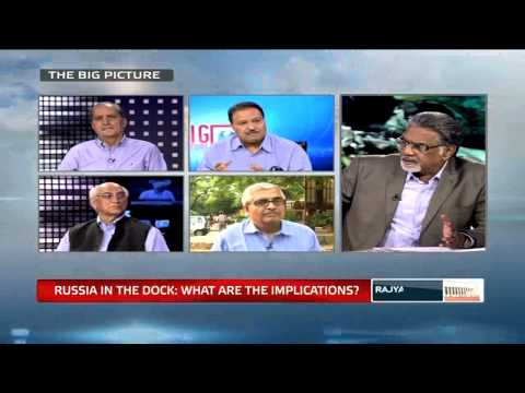 The Big Picture - Russia in the dock: What are the implications?