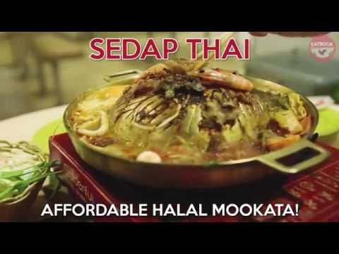 Sedap Thai - Halal-certified Mookata At Jalan Besar
