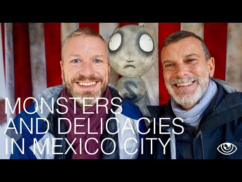 Monsters and Delicacies in Mexico City / Mexico Travel Vlog #158 / The Way We Saw It