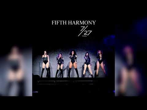Fifth Harmony - Reflection (7/27 Tour Live Studio Version)