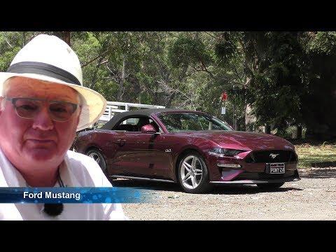 Ford Mustang GT Convertible  East Coast Australian Roadtrip REVIEW