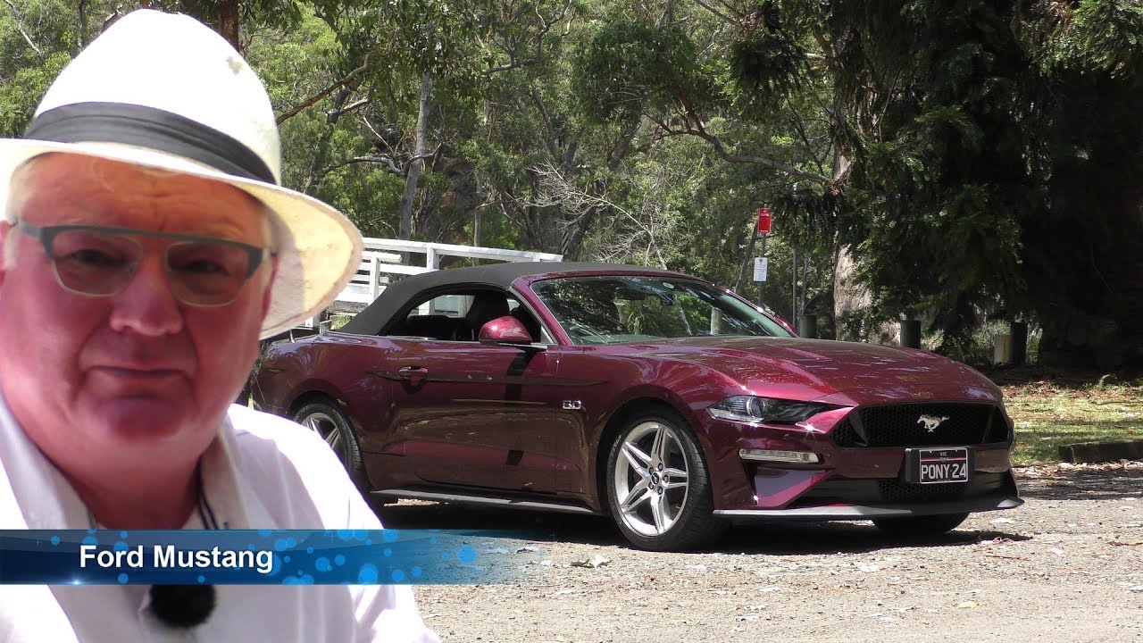 Ford Mustang GT Convertible 2019 East Coast Australian Roadtrip REVIEW