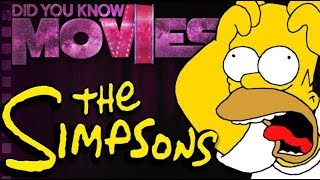 The Simpsons Chaotic History & Easter Eggs - Did You Know Movies Ft. Remix