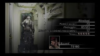 resident evil 4 mercenari