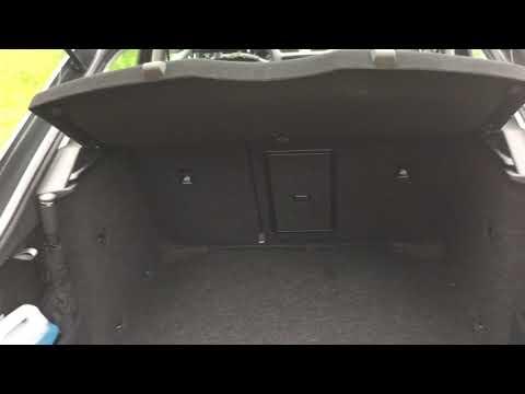 Simple Clever куда спрятать полку багажника Skoda Octavia