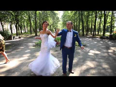Pharrell Williams - Happy  (Wedding Day  г Великие Луки 2014г)