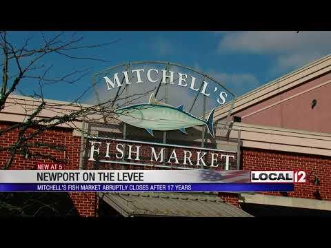 Newport Mitchell's Fish Market Closes