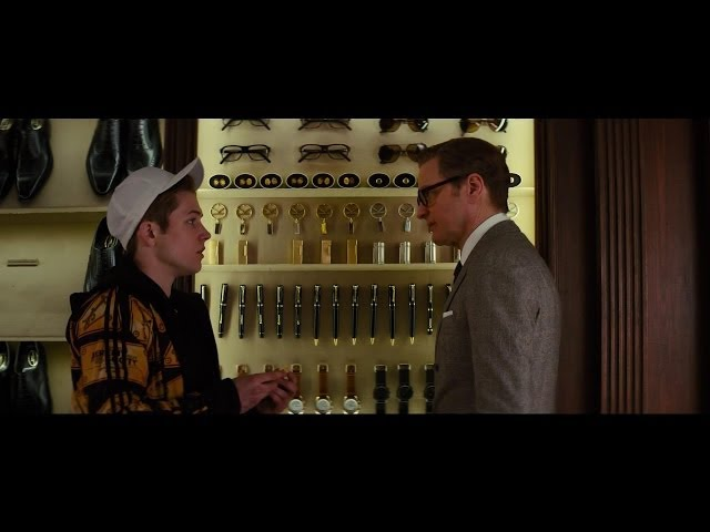 Kingsman: The Secret Service - Official Trailer #1