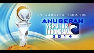 LIVE RED CARPET ANUGERAH SEPUTAR INDONESIA 2014