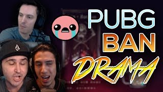 PUBG BAN DRAMA CONTINUES Ft. Grimmmz, Summit1G, Sacriel, Break - Best Of PUBG Streams #24