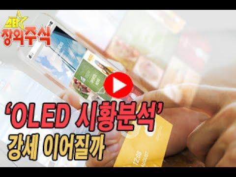 [스타 장외주식] 'OLED 시황 분석', 강세 이어질까