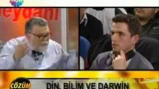 Harun Yahya'ya Evrim Teorisi Dersi
