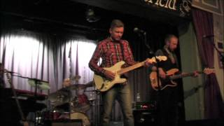 "Ian Parker Band ""Almost Cut My Hair"" @ Blues In Farnsfield"