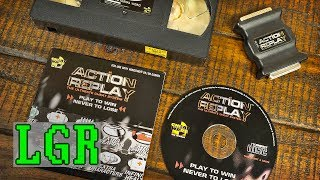 LGR Oddware - Windows 95 Action Replay Cheat System