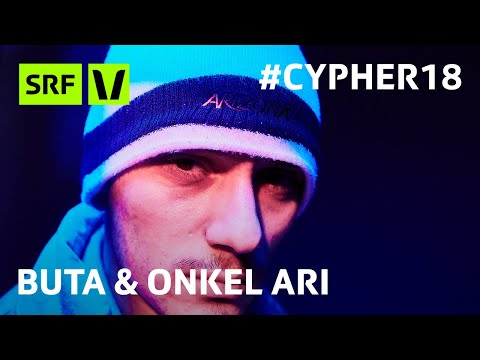 Buta & Onkel Ari am Virus Bounce Cypher 2018 #Cypher18