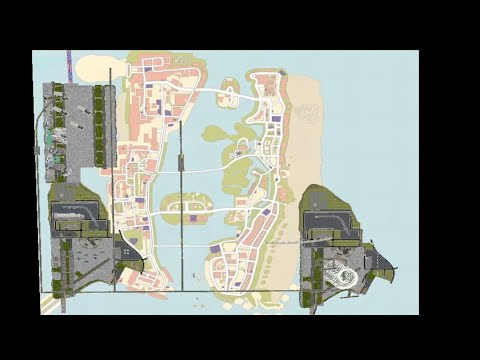 Gta Vice City 2020 Best Maps Mods GTA VC Big Map Mod !! GTA Mod Mela !!
