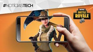 Fortnite Mobile: VERSÃO MAIS LEVE p/ celular ANDROID FRACO? Vai ter?