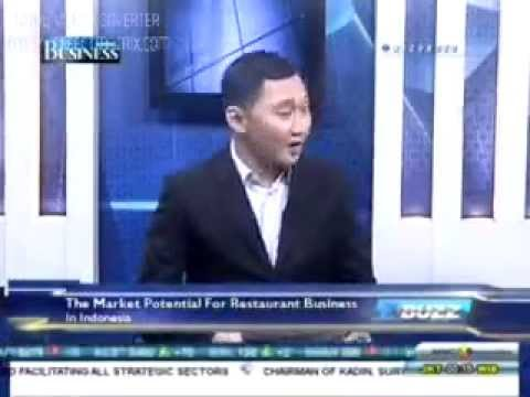 Hubert Martony Young Interview with MNC Business Channel & Starhub Asia Singapore
