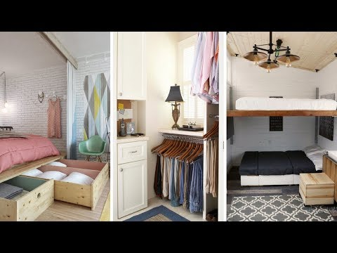 10 Small Space Ideas To Maximize Small Bedroom