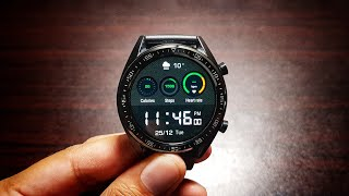Huawei Watch GT Review!