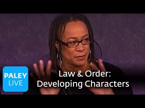 Law & Order: 20 Years  Actors on Developing Characters Paley Center