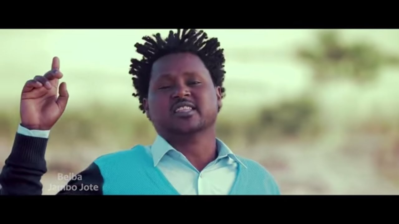 Ethiopian Music :Jambo Jote (Belba) - New Ethiopian Oromo Music  2018(Official Video)