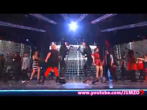 The X Factor - The Veronicas (Lolita, Untouched, 4ever)