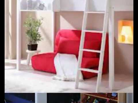 really cool bunk beds for kids youtube. Black Bedroom Furniture Sets. Home Design Ideas