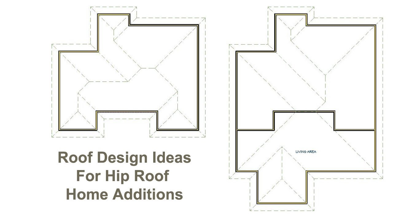 Home Addition with Multiple Hips and Valleys - Roof Design Ideas ...