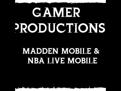 How-To make a NBA Live Mobile/Madden Mobile 17 bot!