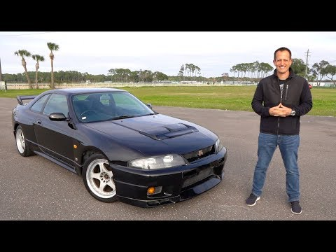 Is This 1995 Nissan Skyline R33 GT-R V-Spec A JDM That's WORTH The PRICE?