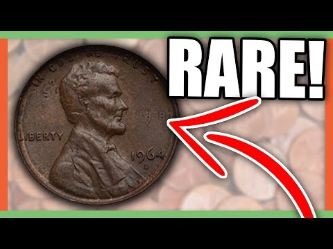 6 RARE PENNIES WORTH MONEY - LINCOLN PENNY COINS THAT ARE VALUABLE
