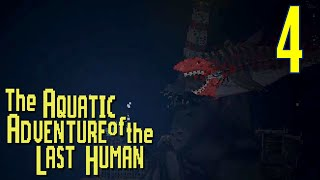 The Aquatic Adventure of the Last Human - Jawsome, Manly Let