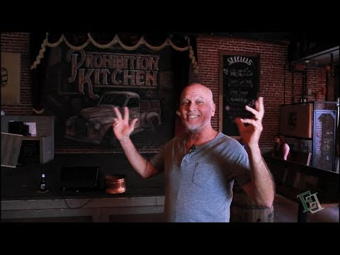 How Prohibition Kitchen Solved Their Floor Problem