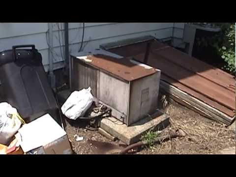 Old Working Sears Air Conditioner (model 76981601) - YouTube