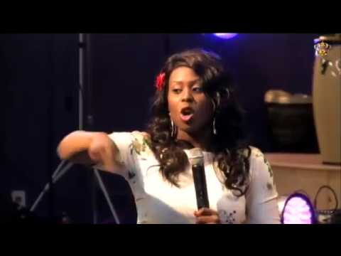 First Lady Rev. JoAnne Danso MIracle Arena Canada