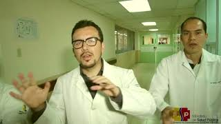 Primer concurso de lavado manos Hospital Eugenio Espejo / Cirugía Plástica