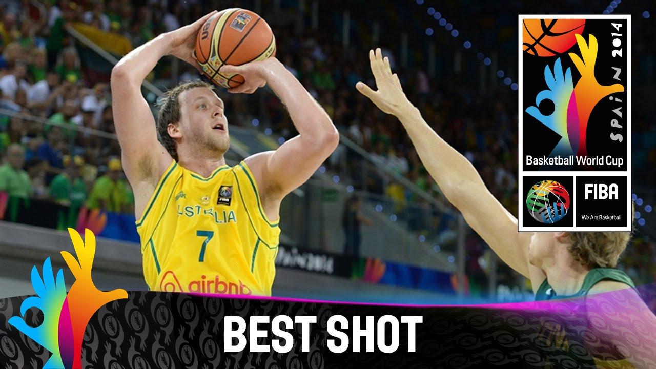 Australia v Lithuania - Best Shot