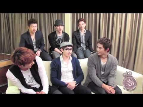 2PM Exclusive interview with ScanationSG